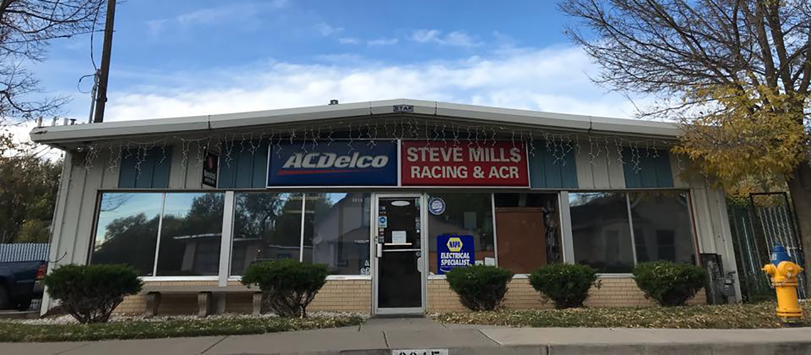 About Us - Steve Mills Racing & ACR, auto repair shop in Colorado Springs CO